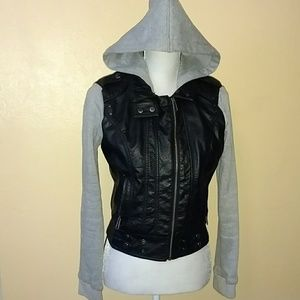 Small hooded jacket by rue 21.